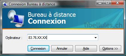 Acc dez distance votre ordinateur sous windows xp - Connexion bureau a distance sans mot de passe ...