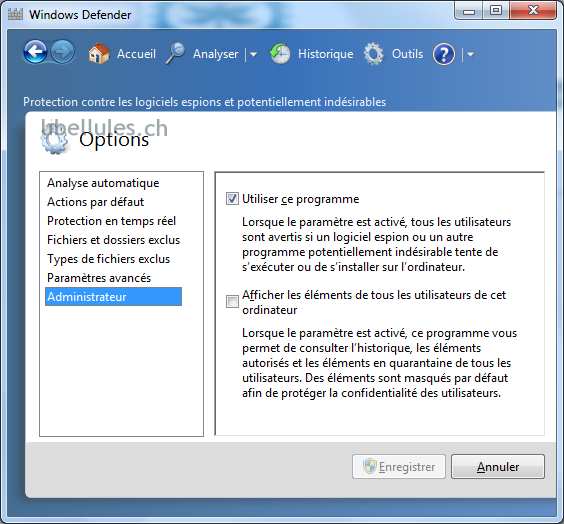 optimisation windows 7