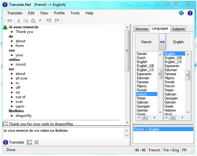Translate.Net