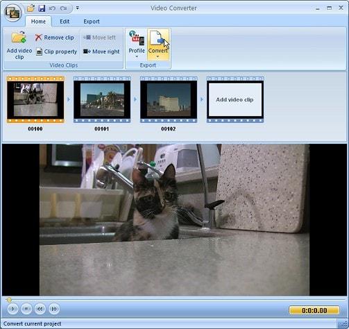 Video Converter - convertir/diviser/fusionner/éditer vidéos