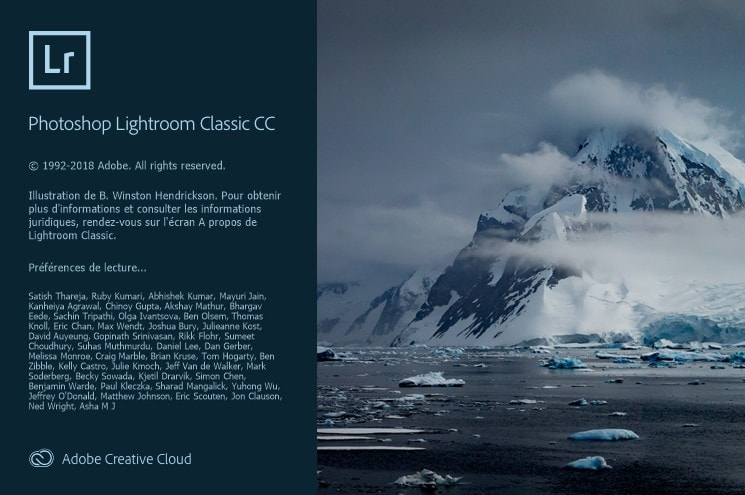 Lightroom Classic CC 8.0 et Lightroom CC 2.0 sont disponibles !