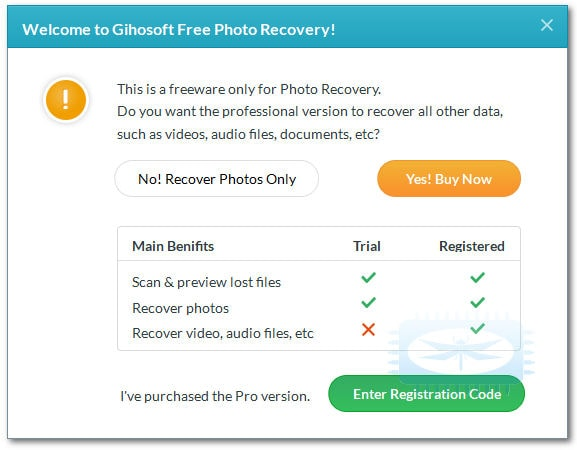 RePicvid Photo Recovery