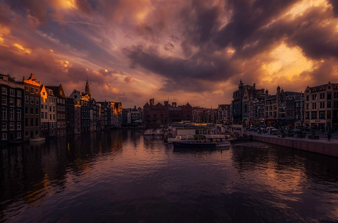 Amsterdam - photo de Remo Scarfò