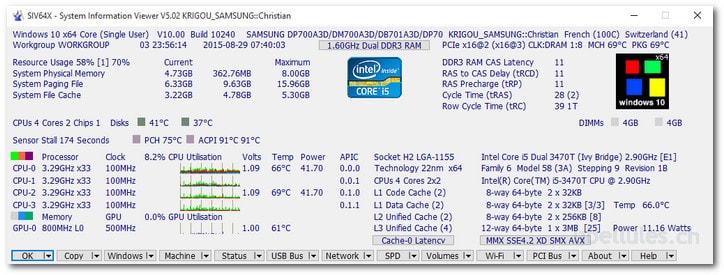 SIV (System Information Viewer)