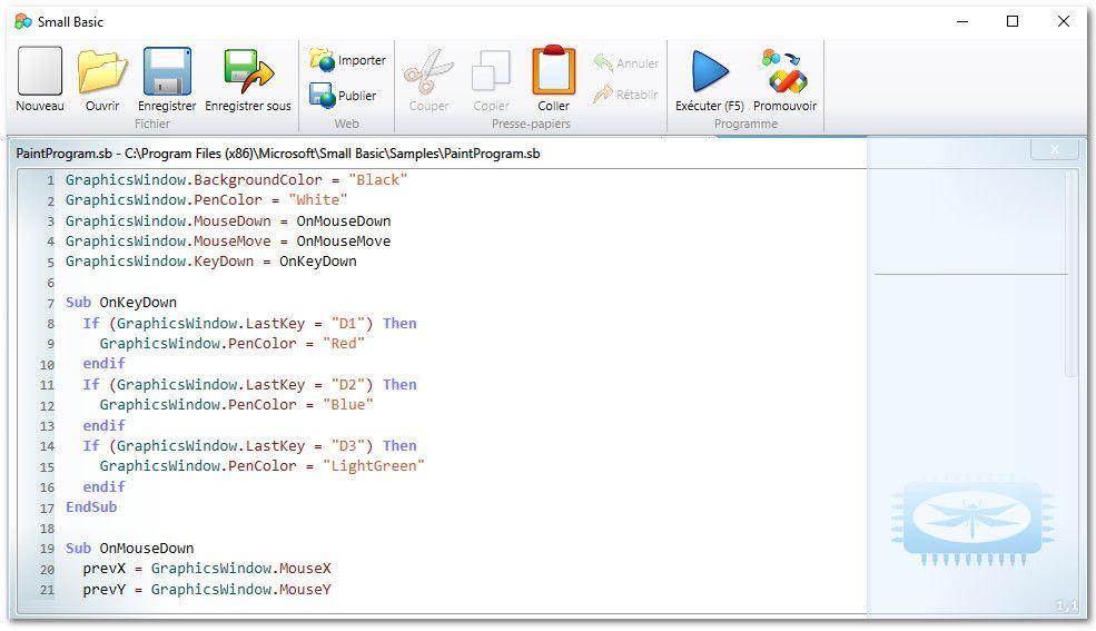 Microsoft Small Basic
