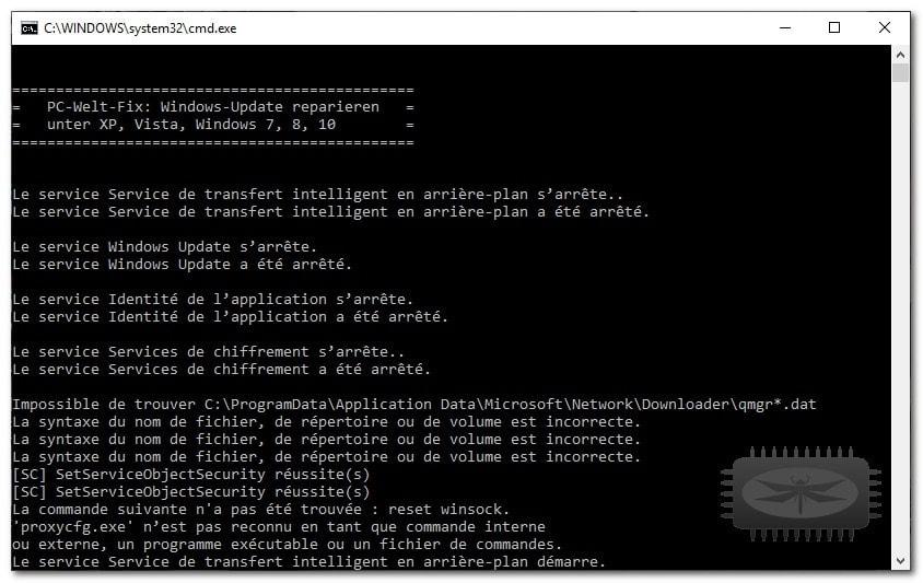 Windows - Des problèmes de mise à jour ? Essayez PC-WELT-Fix Windows Update