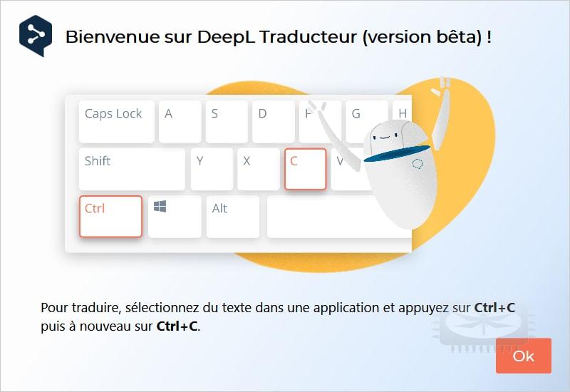 Deepl.com - Traduisez des textes depuis toutes les applications de votre ordinateur
