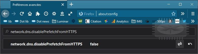 Firefox - accélérez encore plus le téléchargement des pages web