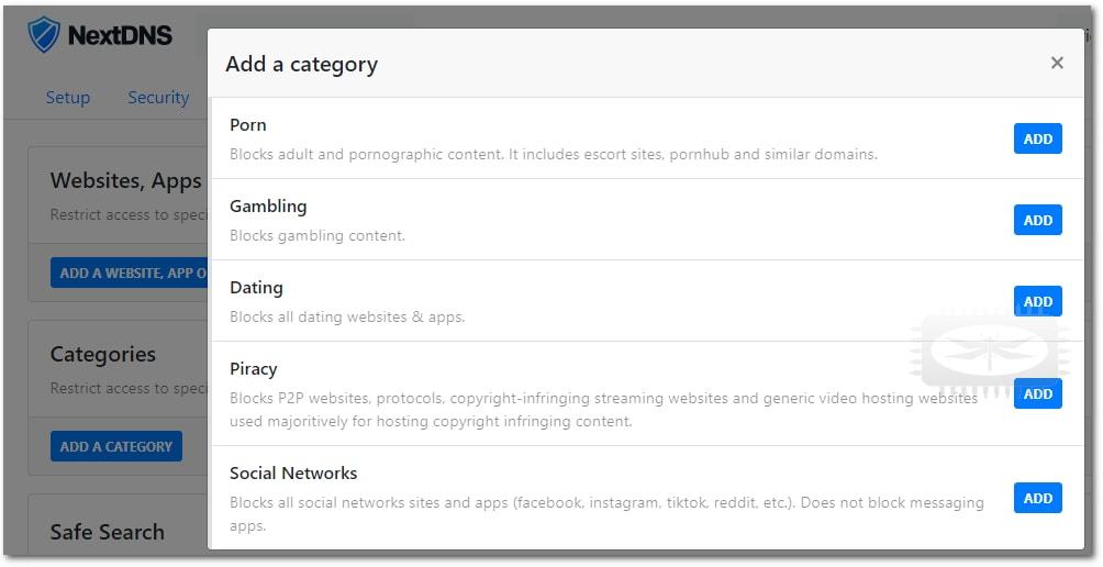 NextDNS pour bloquer les publicités, trackers, sites Web malveillants sur tous vos appareils