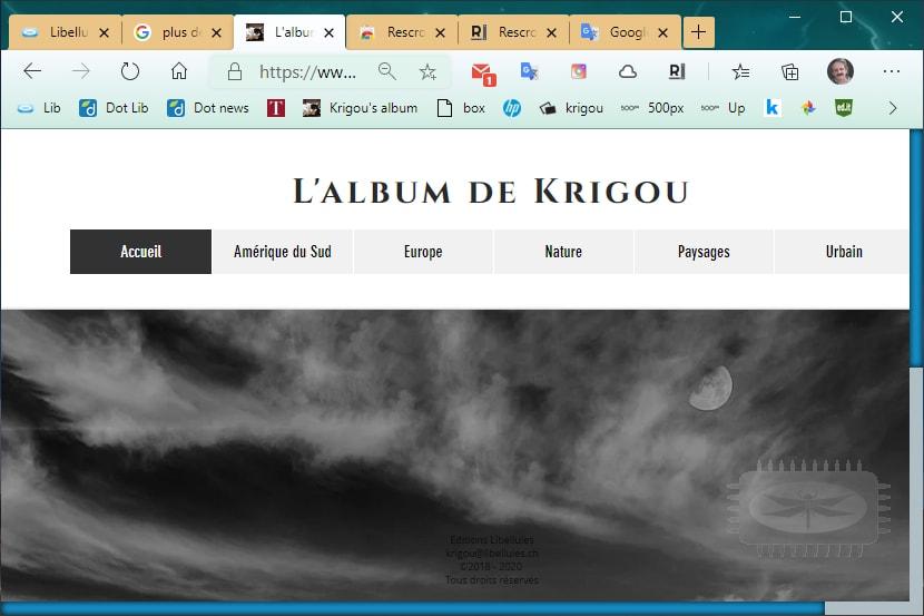 Personnalisez l'apparence de vos barres de défilement dans votre navigateur Chrome ou Edge Chromium