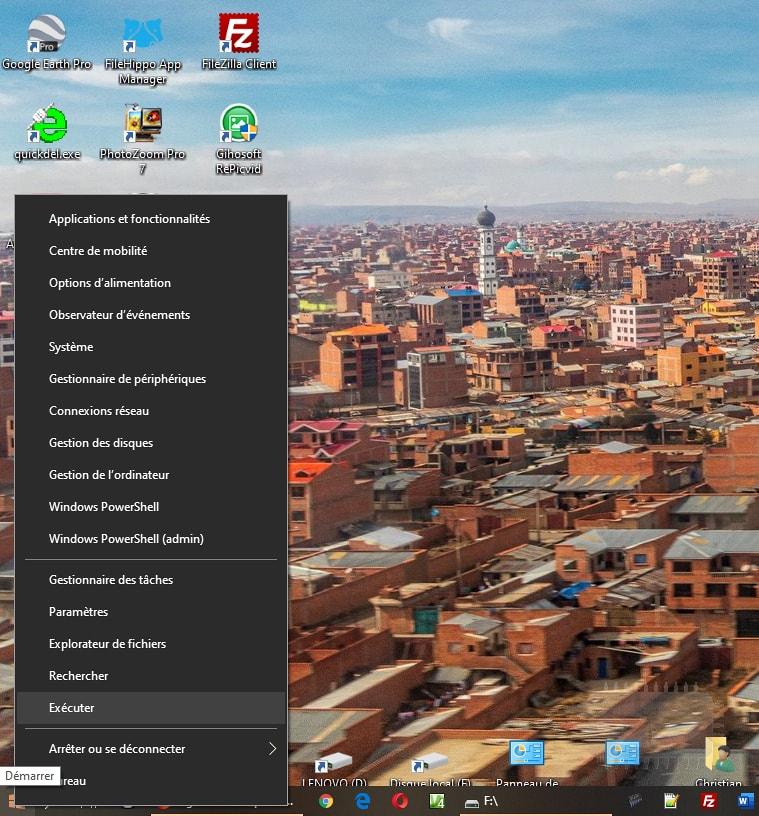 Lancer des logiciels au démarrage de Windows 10
