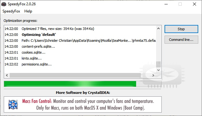 Boostez Firefox, Skype, Chrome, Thunderbird en un seul clic!