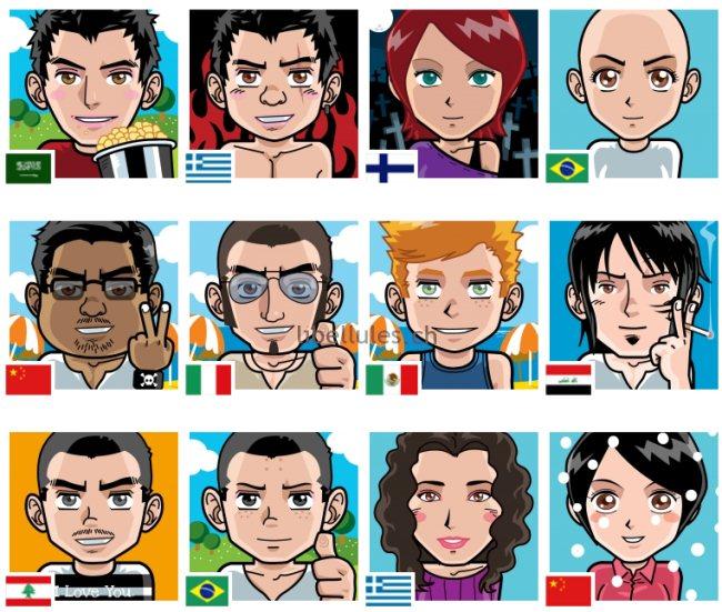 avatar manga