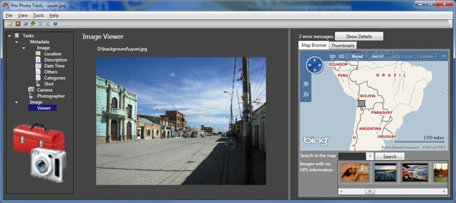Microsoft Pro Photo Tools 2