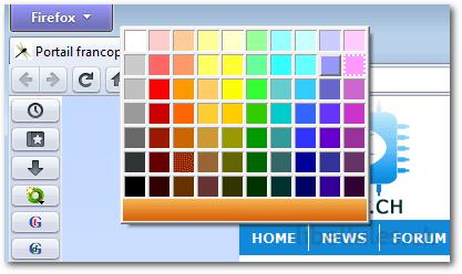 App Button Color