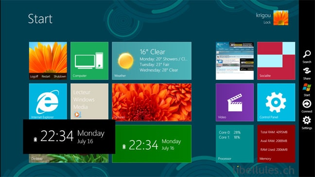 Windows 8 UX Pack