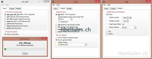 Acute Batch Image Processor Lite