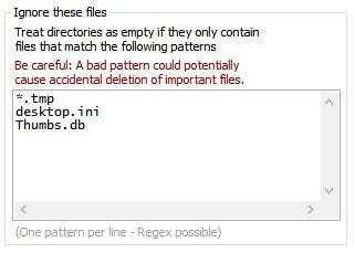 Free Empty Folder Delete