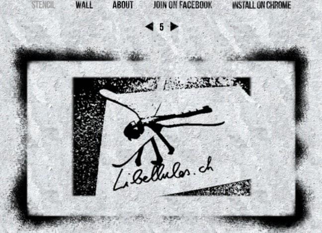 Stencil Graffiti Creator