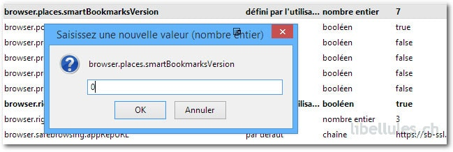 """Astuce Firefox : restaurer le bouton """"Les plus visités"""""""