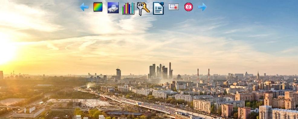 DratBar - simple barre d'applications pour Windows