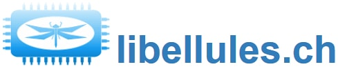 Logo libellules.ch