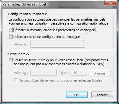 Internet Explorer 7 Ne Peut Pas Afficher Cette Page Web Portail