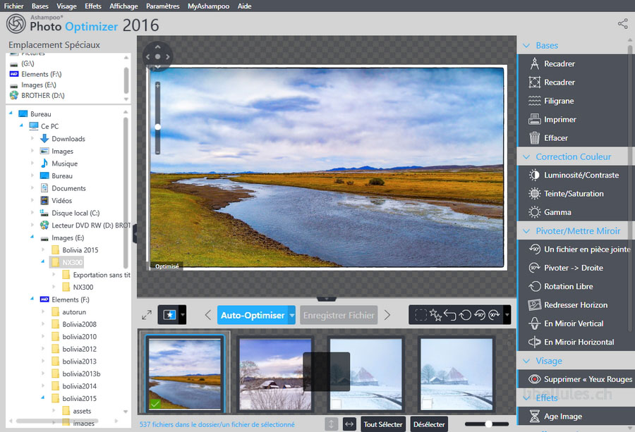 Ashampoo Photo Optimizer 2016