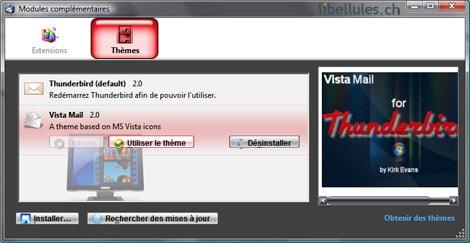 Vista Mail